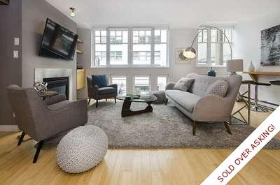 Yaletown Condo for sale: Crandall 2 bedroom 948 sq.ft.