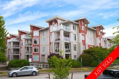 Steveston South Condo for sale: The Village 2 bedroom 1,213 sq.ft.